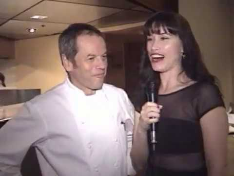 Wolfgang Puck Interview - Spago Las Vegas 10'th Anniversary Party
