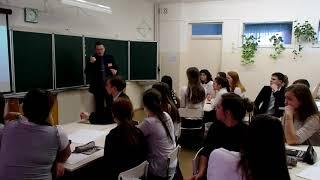 Учитель года Алтая - 2018. Урок истории, 11 класс (Упоров А.А.)