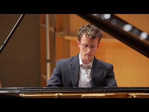 2016 NTD International Piano Competition. Outstanding Performance Winner. Daniel Parker