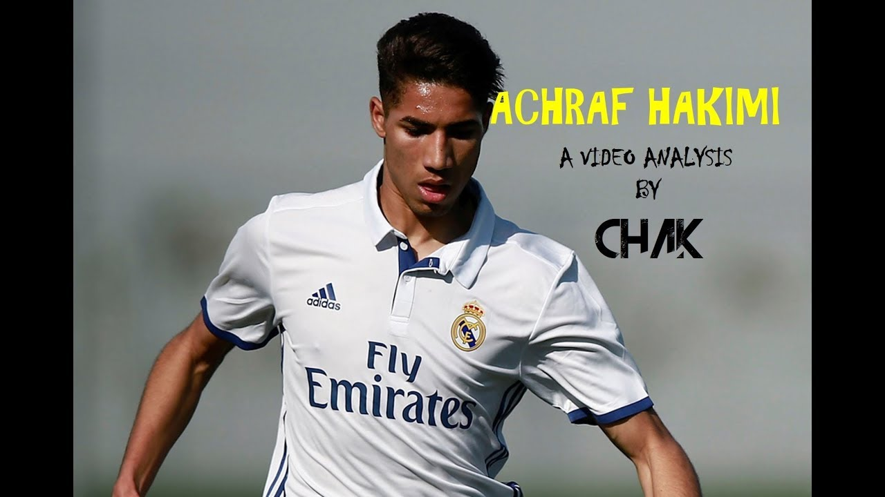 Achraf Hakimi Real Madrid Cf Video Analysis