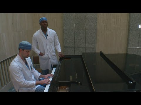 For Singing Surgeon At Mayo Clinic, Music Is Medicine