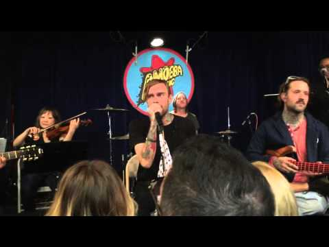 The Used - On My Own (Live at Amoeba Music)