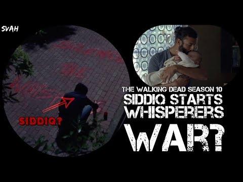 siddiq-starts-the-whisperers-war?-a-traitor?-  -the-walking-dead-season-10