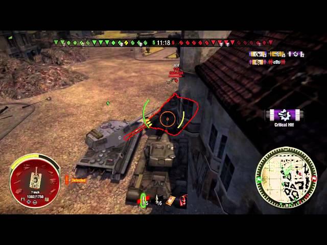 Red team too good needs Nerf! T54E1 Siegfriend Line War