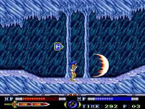 PC Engine Longplay [039] Valis: Legends of the Fantasm Soldier