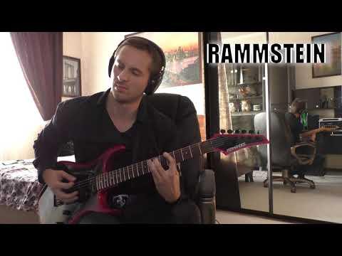 Rammstein- Nebel (COVER by Serg Cherenkoff)