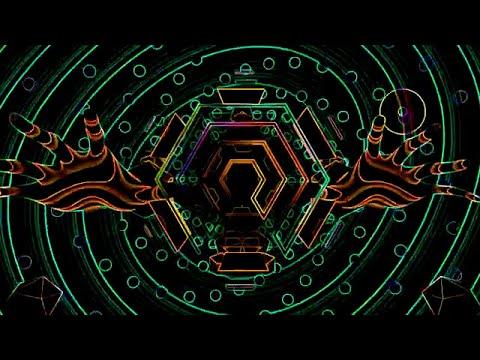 Psytrance & Vocal Trance Mash Mix (VJ Set By TAS Visuals)
