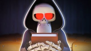 Spookiz | Spell Book | Scary cartoon | 스푸키즈 | Kids Cartoons | Videos for Kids