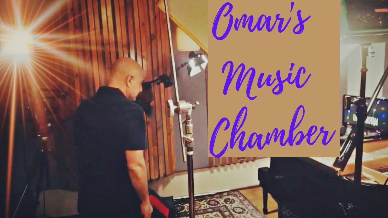 Omar S Music Chamber Behind The Scenes Youtube