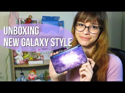 Unboxing Español ✧ N3DS XL New Galaxy Style