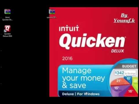 Quicken home & business 2011 cracked and worked!!! Youtube.