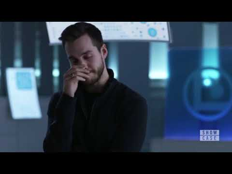 Supergirl 3x16. Mon-El and Imra. You brought me here. You can't keep punishing me for it.