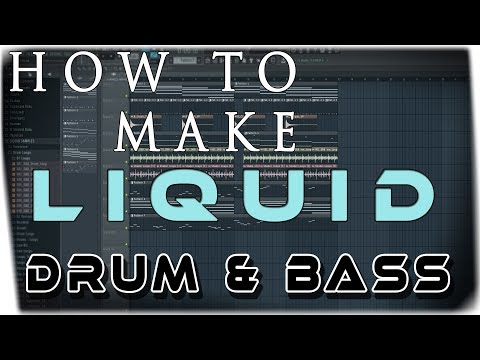 [FL Studio] How to make Liquid DnB [Beginner/Tutorial]