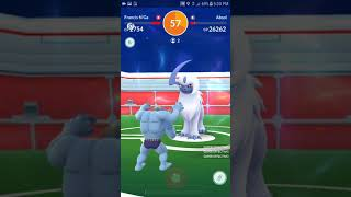 My First Ever Duo Absol With Kaito Nolan. No Weather Boost