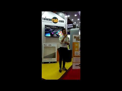 PowerFalcon Digital Commerce & Startups Pavilion in Taiwan E