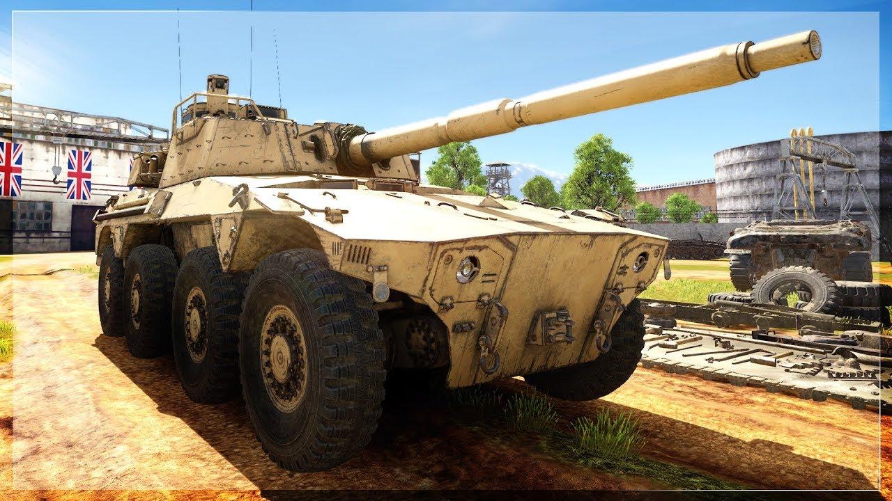 Vojna Thunder patch 1,37 dohazování