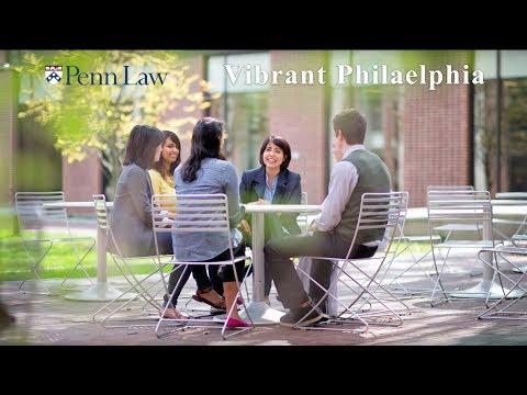 "Penn Law School ""Vibrant Philadelphia"" Clip"