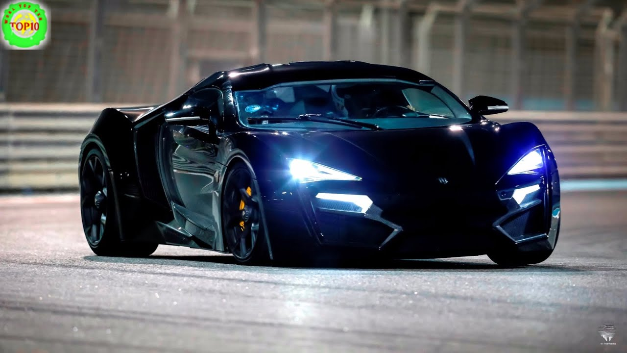 Top 5 Most Expensive Cars In The World Youtube
