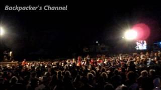 2017 ラパ・ヌイ祭り会場 - イースター島