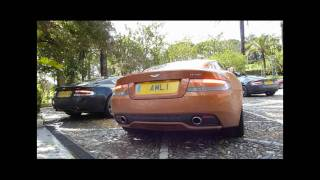 2011 Aston Martin Virage First Drive part 1/2