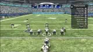 Madden NFL 09: In-Game Presentation