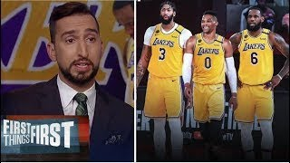"""FIRST THING FIRST 