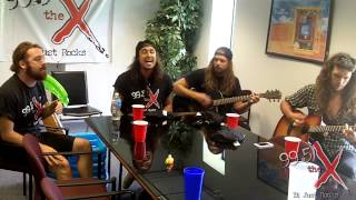 "Red Sun Rising - ""The Other Side"" Acoustic - 99.5 The X"
