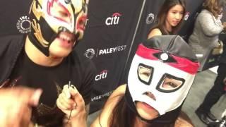 Crazy interview with Fenix from Lucha Underground