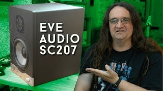 Eve Audio SC207 Monitors - all the features!