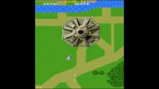 Super Xevious Arcade Game