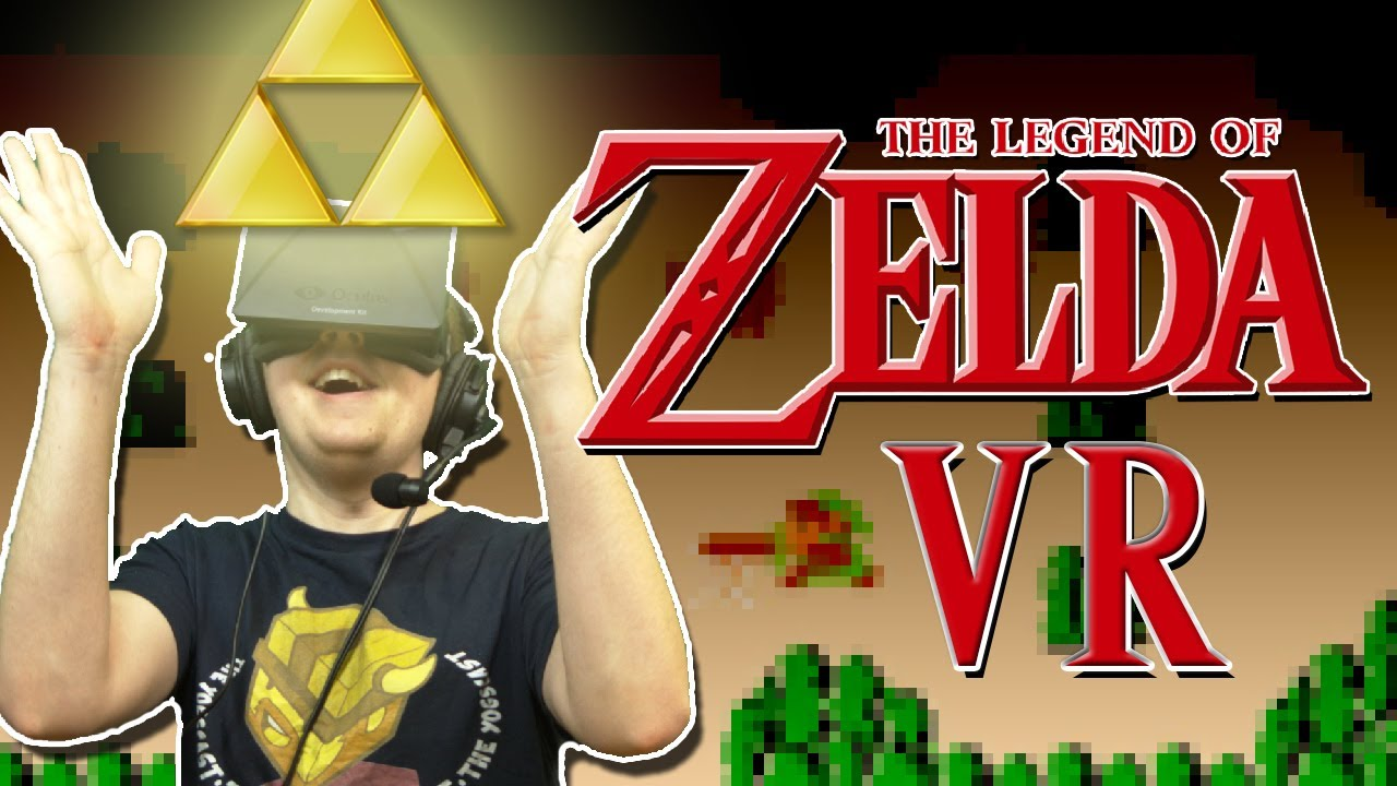 Legend Of Zelda Vr