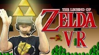 Repeat youtube video Zelda VR - BETA 1.0 w/ Oculus Rift