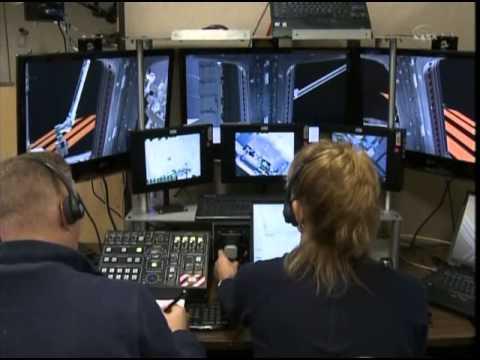 STS-135 Space Shuttle Atlantis Crew Training Resource Reel