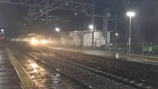 2021.2.14 普通列車 115系N編成 4B 下関→徳山 山陽本線