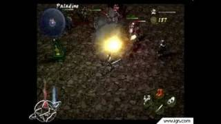 Dark Angel: Vampire Apocalypse PlayStation 2