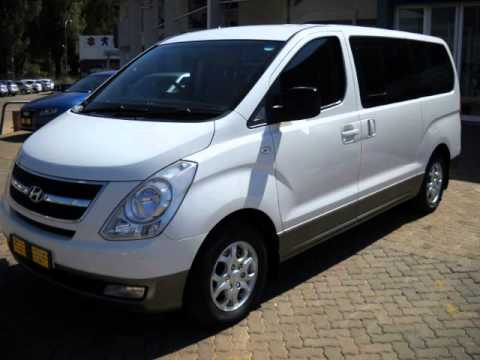 2009 HYUNDAI H1 PASSENGER 2.4 GLS WAGON 9 SEATER MANUAL Auto For Sale On Auto Trader South Africa