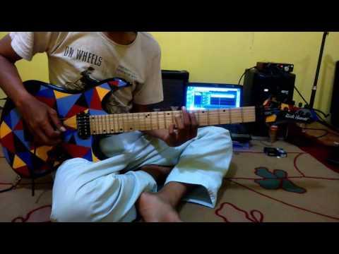 Putra - Cinta kain putih (guitar cover)