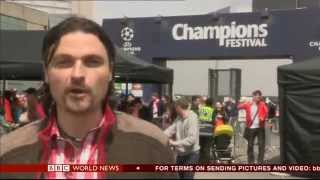 BBC Sports - Lutz's UEFA Champions League preview in London