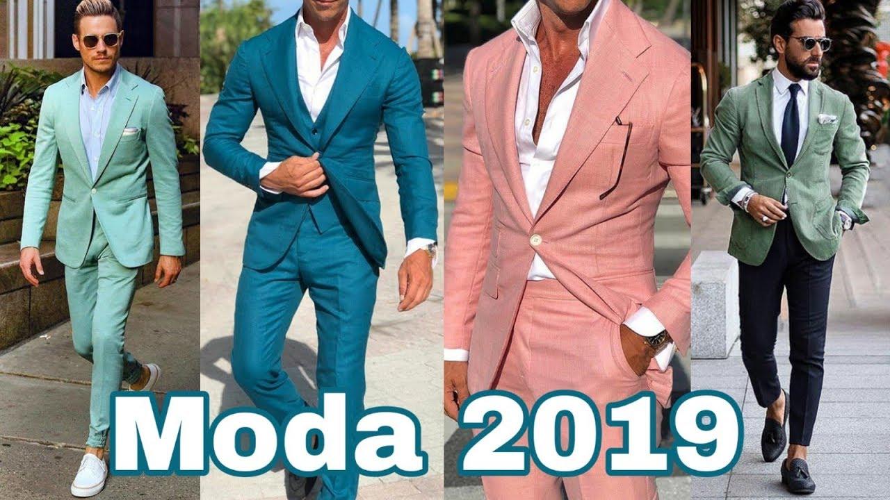 6343670b1 MODA de HOMBRES 2019 | OUTFITS ELEGANTES de TENDENCIAS CHICOS | Cómo vestir  con estilo Street Style