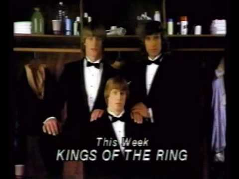 Pizza Inn Poster Offer Commercial with the Von Erichs