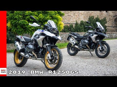 2019 Bmw R 1250 Gs Kmusic