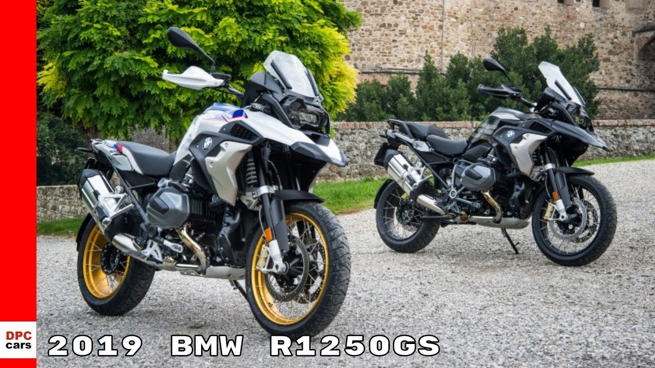 2019 bmw r 1250 gs youtube. Black Bedroom Furniture Sets. Home Design Ideas