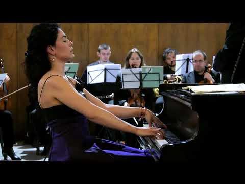 Haydn: Piano Concerto d- dur Nadejda Tzanova
