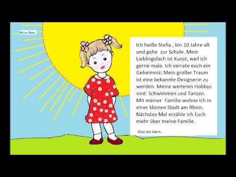 темы по немецкому знакомство