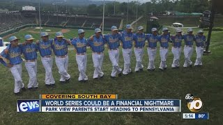 Little League World Series could be a financial nightmare