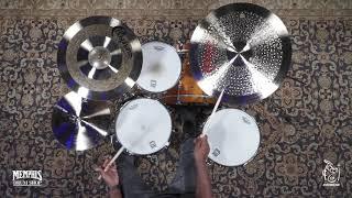 "Bosphorus 23"" Lyric Ride Cymbal - 2570g (ARI23RD-1052220DD)"