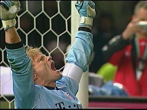 Kahn gegen Eintracht Frankfurt | DFB Pokal Finale 2006