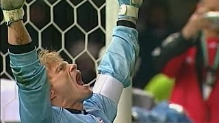 Kahn gegen Eintracht Frankfurt   DFB Pokal Finale 2006