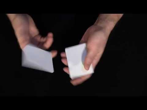 tour de magie carte blanche