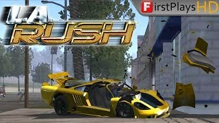 L.A. Rush - PC Gameplay